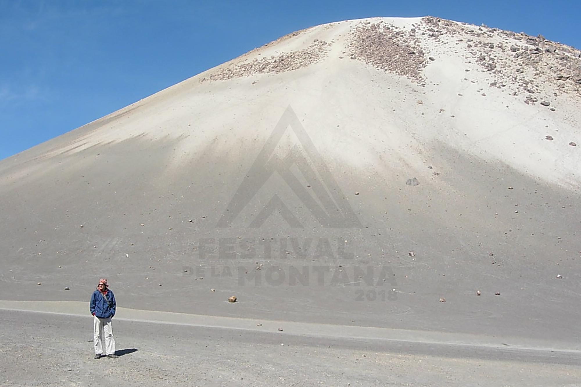 10. Ximena Moreno – Volcán Arenas